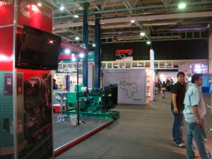 Foto 3. Salón Internacional de Energía