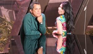 Foto 2. Soprano lírica Betzabeth Talavera y Andrés Roig