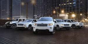 2014 Jeep lineup of Altitude special-edition models