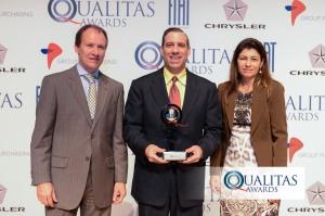 AUDIOVOX VENEZUELA QUALITAS AWARDS 2013