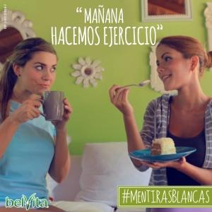 post belvita MENTIRAS BLANCAS